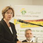 Gerda Stuchlik - Bürgermeisterin der Stadt Freiburg